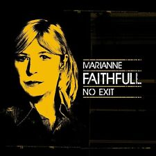 MARIANNE FAITHFULL - NO EXIT   BLU-RAY+CD NEU