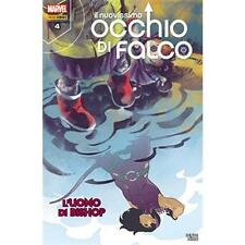 OCCHIO DI FALCO NEW 4 - 25  NUOVISSIMO - PANINI COMICS MARVEL - NUOVO
