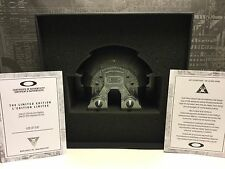 Oakley Limited Edition Holiday Bunker New 436/500 Rare