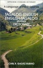 Tagalog-English - English-Tagalog (Pilipino) Standard Dictionary by Carl R....
