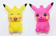 8GB cute Animal Pokemon Pikachu Model USB Flash drive 2.0 pen stick memory