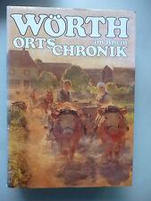 Wörth am Rhein Ortschronik 1983 Bd. I Pfalz