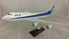 47cm 747 Jumbo Ana All Nippon Airways Japan Aeroplane Metal Plane Airline Model