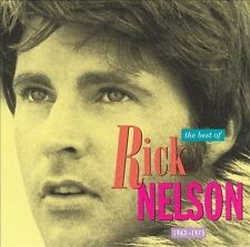 THE BEST OF RICK NELSON 1963-1975