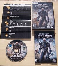 Enemy Territory Quake Wars PC Windows TBE