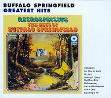 BUFFALO SPRINGFIELD : GREATEST HITS / CD - NEU