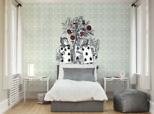 ohpopsi Alice In Wonderland Painting Of The Roses Wallpaper Wall Mural