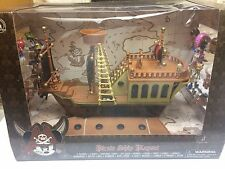 Disney Parks Mickey Mouse Pirates of the Caribbean Pirate Ship Play set