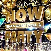 Various Artists - Now! That's What I Call a Party (CD, 2014) 3-CD Set