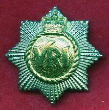 Canada Army VRI Cap Badge