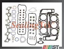05-13 Dodge Jeep 3.7L Engine Cylinder Head Gasket Set V6 Power-Tech motor VIN K