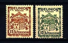 Reunion - Riunione (Isola) - 1933 - Segnatasse