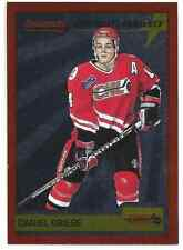 1995-96 Bowman Hockey Draft Prospect Foil Set of 40 w/ Daniel Briere