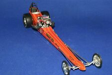 TOMMY IVO SINGLE ENGINE DRAGSTER 1:24 THE FUELERS DIE CAST LTD ED 1215/5000