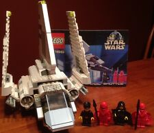 LEGO STAR WARS EPISODE IV-VI 7166 IMPERIAL SHUTTLE - COMPLETE W INSTRUCTIONS