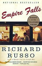 Empire Falls by Richard Russo  Winner of Pulitzer Prize.  National Bestseller