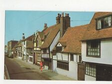 Admiral Sir Cloudesley Shovells House Hastings 1977 Postcard 044a