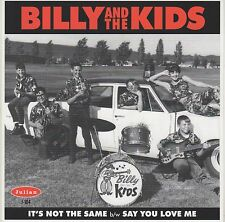 60's GARAGE REPRO:  BILLY & THE KIDS-It's Not The Same/Say You Love Me JULIAN
