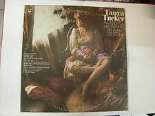 TANYA TUCKER - WOULD YOU LAY WITH ME - LP VINYL EXCELLENT CONDITION 1974