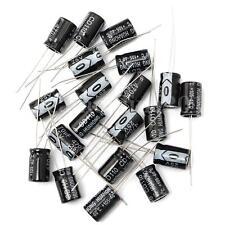 20pz 470UF 25V 105°C Kit Componenti Elettronici Condensatore Elettrolitico