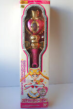 Sailor Moon World Spiral Heart Moon Rod RPG toy vintage 2000 Bandai Japan