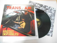 LP Rock Trans Am - Fasten Seat Belts (10 Song) SPV BERNIE PROD / OIS