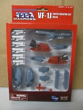 Macross Robotech VF-1J Super Weapon Set Milia - NEW in box