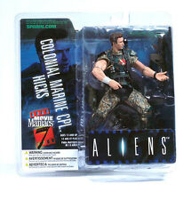 McFarlane Movie Maniacs Series 7 Colonial Marine Hicks Action Figure Aliens New