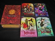 Tweeny Witches - True Book of Spells Complete TV & OVA - Brand New 8-Disc Anime