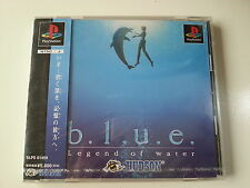 Blue Legend of Water - Playstation 1 - PS1 - Version JAP - Neuf