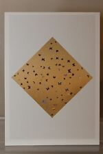 "DAMIEN HIRST: ""Midas..."" limited Art-Postcard (exhibition)  NEW"