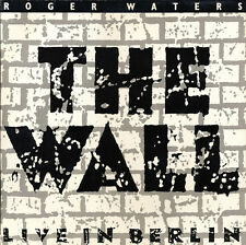 "ROGER WATERS ""THE WALL (LIVE IN BERLIN)"" 2 lp gatefold mint"