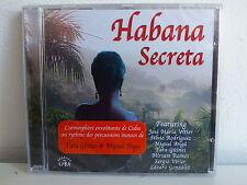 CD ALBUM Habana secreta TATA GUINES & MIGUEL ANGA 301711 7