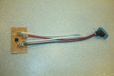 Kirby G7 Diamond Circuit Board Two Speed Switch Assembly with Leads 6327035