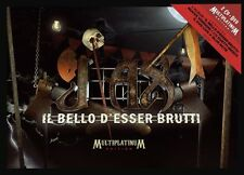 J-AX - IL BELLO D'ESSER BRUTTI - 2CD+DVD NEW SEALED 2015 - NEFFA - NINA ZILLI