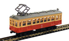 N Gauge / N Scale Tram / Railcar in Red and Cream - Light Rail BNIB