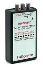 MISURATORE DI CAMPO MDF-300PRO SEGNALE TV E SAT DIGITALE ANALOGICO DVB-T SAT