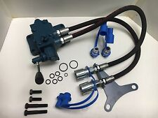 Remote Hydraulic Valve Kit for Ford Tractors - Single Spool