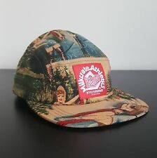 Milkcrate Athletics five panel/5 panel hat (girl fishing)