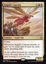 Mtg ANGELIC CAPTAIN Battle for Zendikar rare  Magic the Gathering card