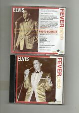 elvis presley cd fever pitch