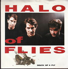 "halo of flies death of a fly 7"" on amphetamine reptile records"