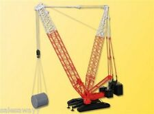 Kibri 13013 Crawler crane with Lattice tower, Kit, H0