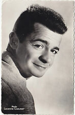 SERGE REGGIANI French Italian Actor Singer Carte Photo Editions du Globe RPPC