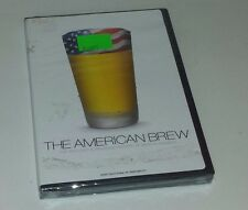 The American Brew History Of Beer In America DVD NEW!