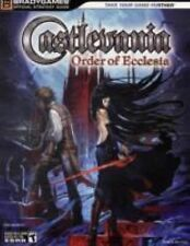 Castlevania: The Order of Ecclesia Official Strategy Guide (Official Strategy Gu