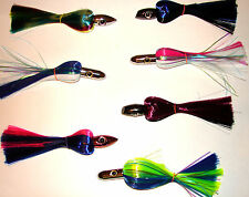 "Ilander LURE LOT 5 Big Game 9"" Trolling FISHING Saltwater Tuna Wahoo Marlin"
