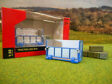 BRITAINS DIECAST TRACTOR LINK BOX 1/32 43109A1 *BOXED & NEW*