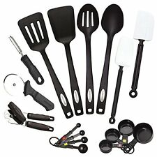 Kitchen Cookware Set 17 Gadgets Utensils Lot For Cooking Spaghetti Soup Gift