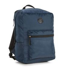 CONVERSE HORIZONTAL ZIP BACKPACK NAVY CTAS  410943 447 SCHOOL BAG  RRP £32